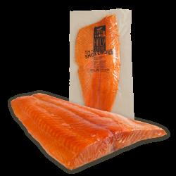 Hot Smoked Salmon Side by Holy Smoke